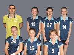 2007 Meisjes B3 - Tr. Matthias Zweers