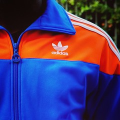 The Adidas Originals New York State Track Top by EnLawded.com (The Lawd for EnLawded) Tags: world nyc newyork college fashion sport america vintage fan blog newjersey student university state stripes style clothes collection originals celebration american greatest adidas item bigapple swag rare addict exclusive collector allin outstanding knicks astonishing uploaded:by=instagram enlawded