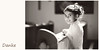 Mädchen kniet im Kommunionkleid in der Kirchenbank (Chiggo Photography) Tags: bw girl 1 child availablelight prayer religion praying backlit hl sacrament chirch kommunion havert chiggo