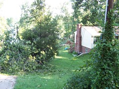 Hurricane Irene101 (WoodhavenShores) Tags: storm hurricane neighborhood damage irene poa woodhaven woodhavenshores