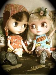 Desafio abril - Com outra doll