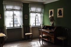 Poet's Room, Goethe Haus (Alex-Kay) Tags: house frankfurt room haus goethe poets