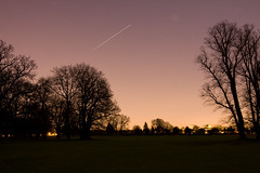 International Space Station, UK pass 20 April 2013 (Don McDougall) Tags: longexposure sky night timelapse space spacestation don nightsky hertfordshire watford iss herts internationalspacestation mcdougall donmcdougall