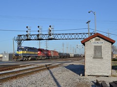 Home sweet home! (Robby.Gragg) Tags: park franklin dme sd402 6370