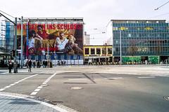 Bohlweg-009_6A-Leica R9_ (irisisopen ☼f/8☀︎∑≦light) Tags: street leica city houses film analog germany deutschland reisen europa haus stadt farbe städte braunschweig fachwerk häuser timbered strassen fachwerkhäuser r9