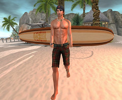 Kal Rau new Casual Shorts 2 (sam laszlo) Tags: kal rau kalrau
