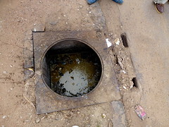 Sewerage - Cte d'Ivoire (UNEP Disasters & Conflicts) Tags: environment climatechange ctedivoire unep environmentalassessment unitednationsenvironmentprogramme unepmission uneppostconflictenvironmentalassessment environmentalexperts