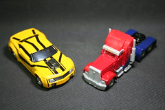 IMG_4059 (tkjoseph) Tags: toy transformers takara tomy  optimusprime tomica    no147 dreamtomica