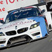 LONG BEACH, CA - APR 20: Team Dirk Mueller and Joey Hand in a BMW Z4 at the AMLS  GP in Long Beach, CA on Apr 20, 2013