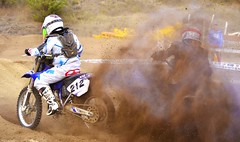 Primera Competencia Motocross en Cochrane (gaudes2008) Tags: chile patagonia color colour bike sport d50 photo nikon cross outdoor motorbike moto deporte motor cochrane carreteraaustral aysen outdoorphoto motocroos colorphotoaward d7000 flickrswarmlighting chileenunapostal patagonianyoung