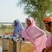 Newly constructed water yard in Al-Matar serves the community