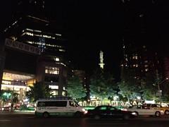 Columbus at Night (jer.johns) Tags: nyc newyorkcity columbus newyork night nighttime columbuscircle columbusatnight