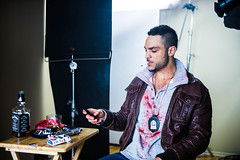 Michael Mando - Aiman Beretta feat Benny Adam - Gone (Michael Mando) Tags: camera music table blood gun smoking equipment mando alcohol cigarettes rag musicvideo vaas behindthescene astray bennyadam michaelmando aimanvideoshoot aimanberetta redbarloproductions