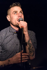 Pink Narcissus (agataurbaniak) Tags: uk rock concert brighton punk unitedkingdom live gig performance indie clowns concertphotography 2013 pinknarcissus nikond600 latestmusicbar fatgoth agataurbaniak