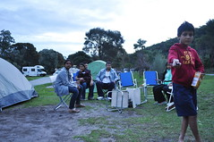 camping 529 (raqib) Tags: camping sea camp sky holiday beach nature water rock river landscape bush rocks tide australia victoria camper rc tidal wilsonsprom promontory rockformation tidalriver wilsonspromontory