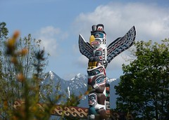 Totem (anng48) Tags: canada mountains vancouver bc parks stanleypark totems
