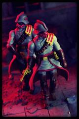 GI Joe Modern Era - Iron Grenadier Troopers (Ed Speir IV) Tags: mars trooper infantry modern gijoe toy soldier toys actionfigure iron cobra action anniversary military joe troopers elite convention figure era dio 25th figures exclusive troops diorama gi enemy troop hasbro 118 destro grenadier 334 grenadiers irongrenadiers irongrenadier joecon