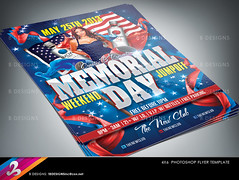 Memorial Day Party Flyer Template (B DESIGNS INC) Tags: holiday stars lights memorial stripes americanflag holidayparty drinks fourthofjuly vodka ribbon cocktails 4thofjuly independenceday martinis redwhiteandblue speakers starsandstripes memorialday usflag clubflyer partyflyer memorialdayparty sexymodel ciroc independencedayparty modelsandbottles