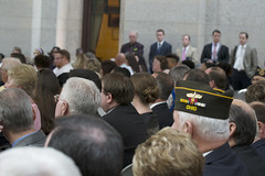Governor's Wreath-Laying Ceremony - 5/21/13 (Ohio Department of Veterans Services) Tags: columbus ohio john remember vet crowd ceremony may honor wreath governor fallen oh service heroes remembrance veteran department services gov veterans members sacrifice dept statehouse laying vets honoring 2013 governors wreathlaying kasich