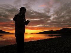 Ullapool Sunset (Mayhem1010) Tags: sunset sea sky water wow wonderful scotland scenery moody jodie fabulous ullapool mayhem1010