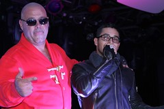 DJ Laz, Wilmer Valderama