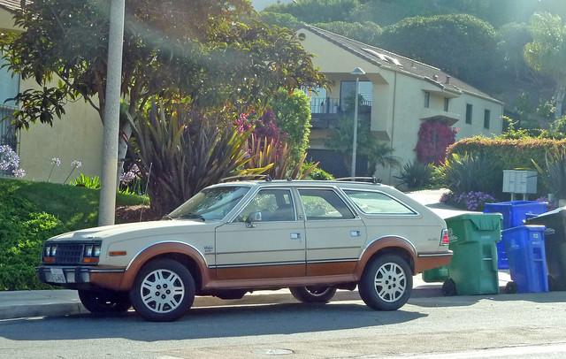 california car sandiego eagle lajolla chrysler garbagecans