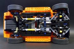 08 (LegoMarat) Tags: lego rally technic dakar raid hummer pf modelteam moc powerfunctions