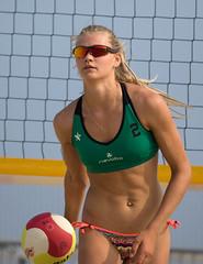 17231085 (roel.ubels) Tags: nk beachvolleybal beachvolleyball volleybal volleyball beach scheveningen sport topsport 2016