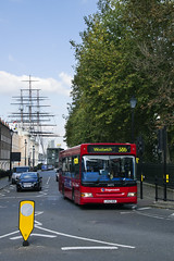 Photo of Stagecoach London 34372 LV52HGK Route 386 Greenwich