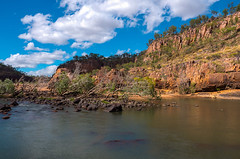 Katherine Gorge cultural boat trip_-2