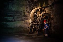 The machinist (O.I.S.) Tags: leo festung knigstein gear zahnrad rusty old