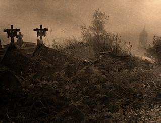 Lúa, Cementerio