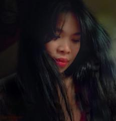 Adoration (JDS Fine Art & Fashion Photography) Tags: model beauty asian asianmodel redlipstick