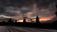 Sunset Auvergne (gael63) Tags: sunset couchant t france massifcentral auvergne massifdusancy home soir couleur montagne
