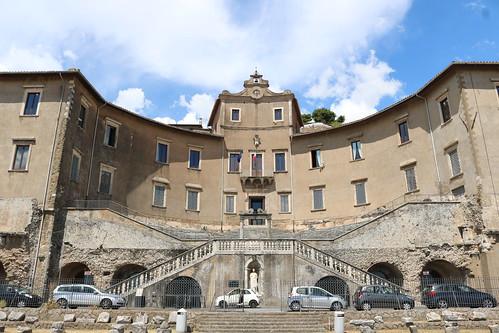 Palestrina (Praeneste) - Barberini Palace museum