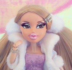 They Tried To Keep You Down But There's No Denying You're A Champion, Greatest Of Them All  (Bratzjaderox) Tags: selfie bratz ooak winner bff3 bff4 bff maxines new gabriella galaxy gabi miss volks obitsu blonde reroot daphne doll xpress it barbie myscene fierce fur pink purple diva looks champion
