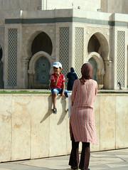 Casablanca's Life. #marrocos #frica #muslim #hassaII (jonathansarraf) Tags: frica hassaii muslim marrocos