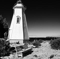 Tobermory (ninasiddall) Tags: lighthouse lake ontario