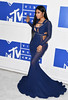 Nicki Minaj attends the 2016 MTV Video Music Awards on August 28, 2016 at Madison Square Garden in New York. / AFP / Angela Weiss (Photo credit should read ANGELA WEISS/AFP/Getty Images)