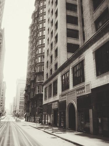Down a St. Louis Street