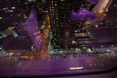 City Lights (juliekrugerart) Tags: trail girl julie kruger photography new york manhattan motion hustle bustle nikon d810 metropolitan museum brooklyn bridge grand central station taxis world trade center subway