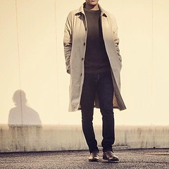 September 26, 2016 at 11:31AM (audience_jp) Tags: shimane shop fashion ootd   japan madeinjapan  style   casual     coat inherit  audience   431