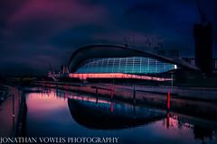 London Aquatics centre (Jonathan Vowles) Tags: stratford london olympics aquatic swimming