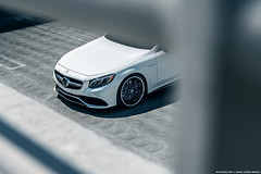 Mercedes Benz S63 AMG Coupe for Avant Garde Wheels (Richard.Le) Tags: mercedes benz s63 coupe amg richard le automotive photography commercial kartunz pov perspective sony a7rii full frame photo natural lifestyle mbz german california