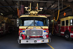 Lawrenceville Fire Company Telesqurt 23 (Triborough) Tags: nj newjersey mercercounty lawrencetownship lawrenceville lfc lawrencevillefirecompany firetruck fireengine engine squrt telesqurt telesqurt23 alf americanlafrance