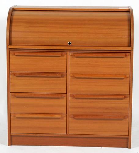 Mid-Century Modern Danish Style Desk ($336.00)