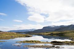 Haukeli (Jostein Nilsen Photography) Tags: haukeli mountain lake mirror sky clouds 35mm f8 landscape nature