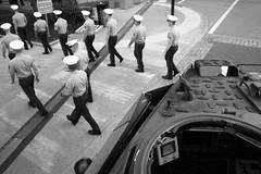 marines (Nashville Street Photography) Tags: bw bnw ricohgr ricohgrd nashvilletn marineweek