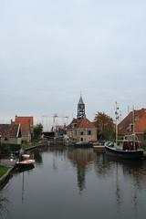 Zijlroede & Sluishuis Hindeloopen (Lovando) Tags: zijlroede sluishuis hindeloopen netherlands nederland friesland frisia frysln
