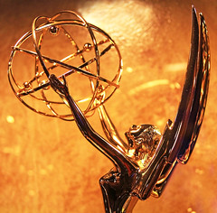 Emmy Statuette (zgrial) Tags: emmy statuette hollywood california award television jeopardy metal goldcolor stilllife square zgrial